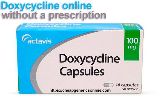 Buy Generic Doxycycline Online