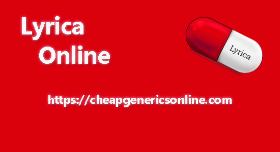 Buy Lyrica online